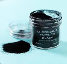 Ranger Embossing Powder - Black