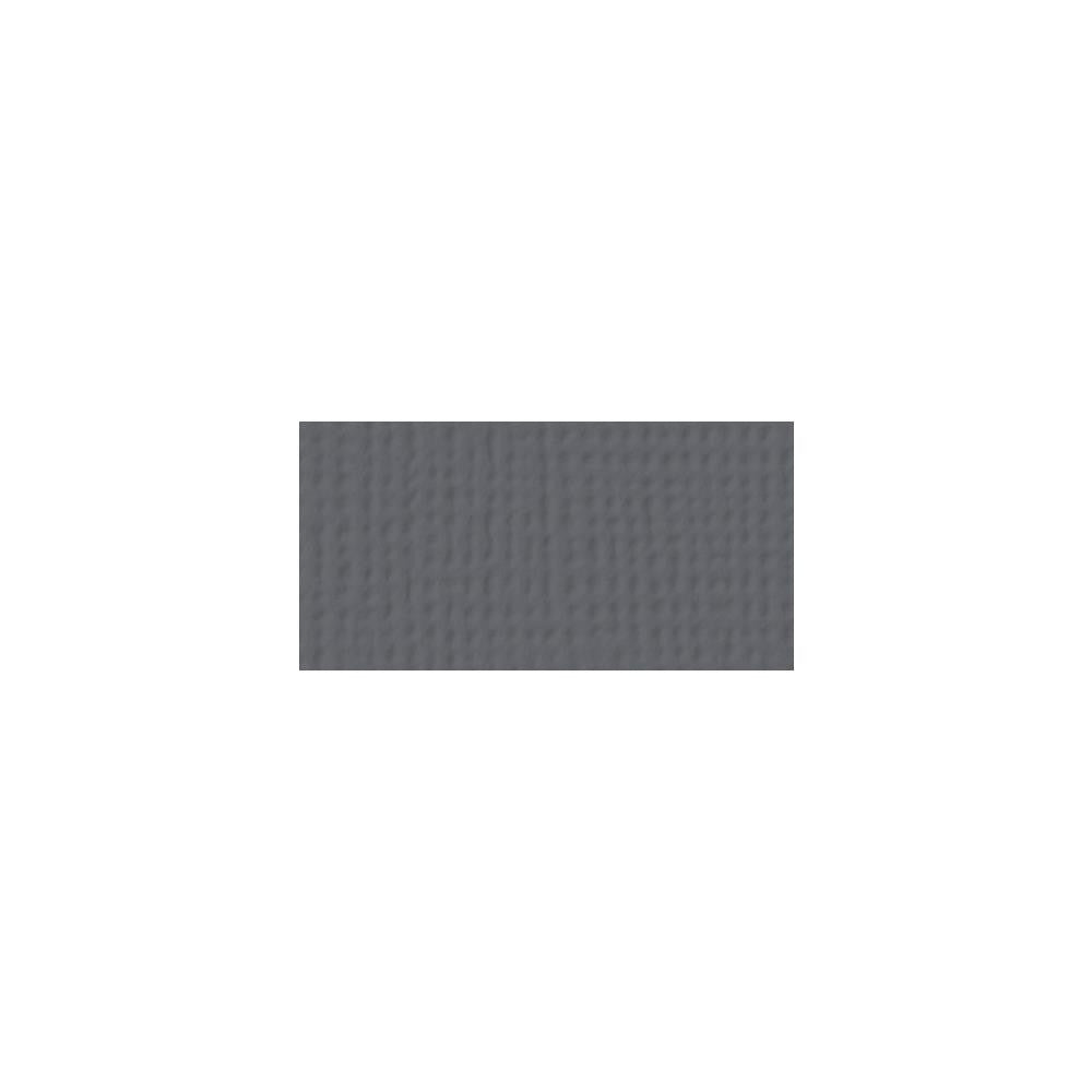 American Crafts 12x12 Cardstock  - Charcoal