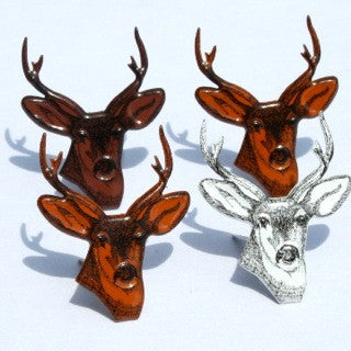 EyeLet OutLet - Deer Heads