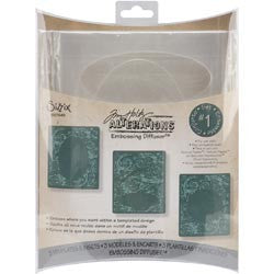 Tim Holtz Embossing Diffuser Set # 1