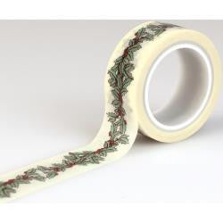 Carta Bella Washi Tape - Holly Berry