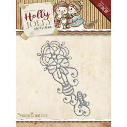 Find It [Yvonne Creations] - Holly Jolly Ornament