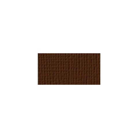 American Crafts 12x12 Cardstock  - Rocky Road