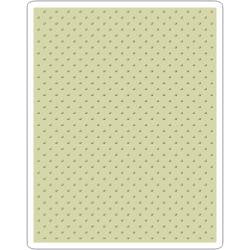 Sizzix Embossing Folders - Tiny Texture Dots