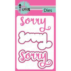 Copy of Pink & Main Dies  - Sorry
