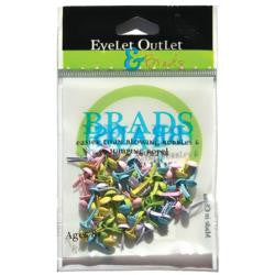 EyeLet OutLet - Spring Colors Brads