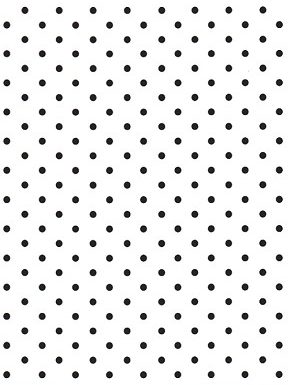 Craft Concepts Embossing Folder - Swiss Dots