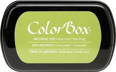Colorbox  Archival Dye Ink - Tree Frog