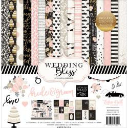 Echo Park Paper Collection - [Collection] - Wedding Bliss