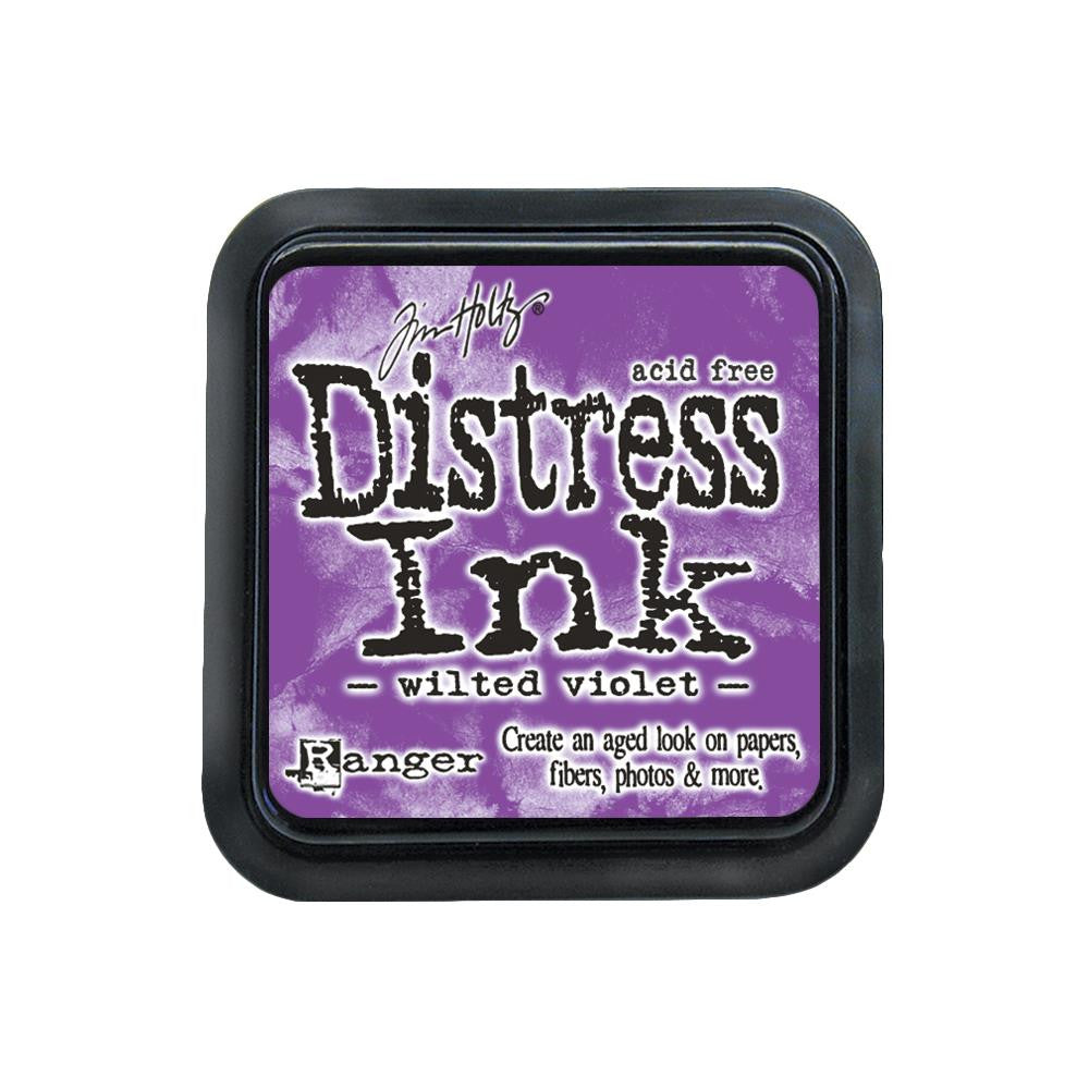 Tim Holtz Distress Ink Pad Full Size - Wilted Violet