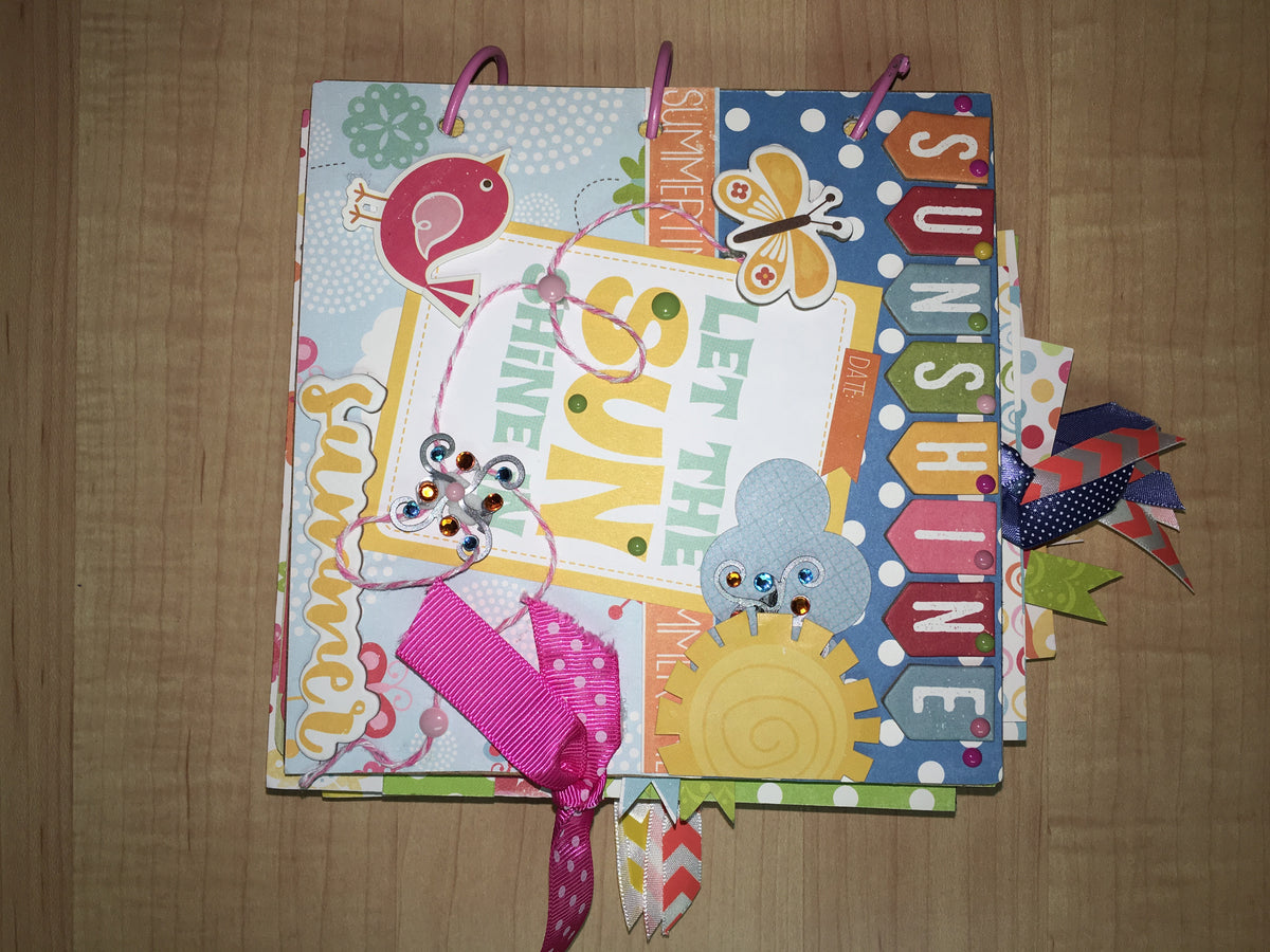 MINI ALBUM KITS