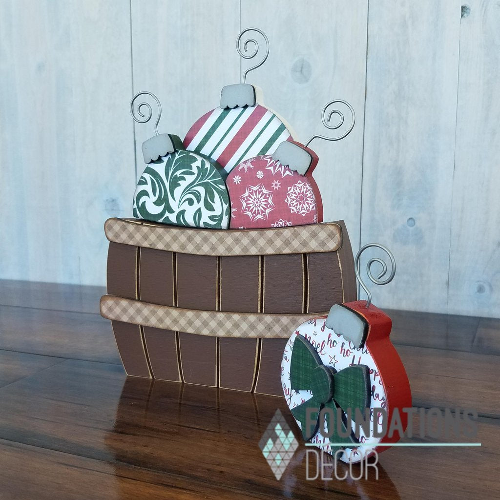 "Altered Items for ""BARREL"" monthly class - DECEMBER THEME MONDAY, NOVEMBER 12th 6 - 8PM"