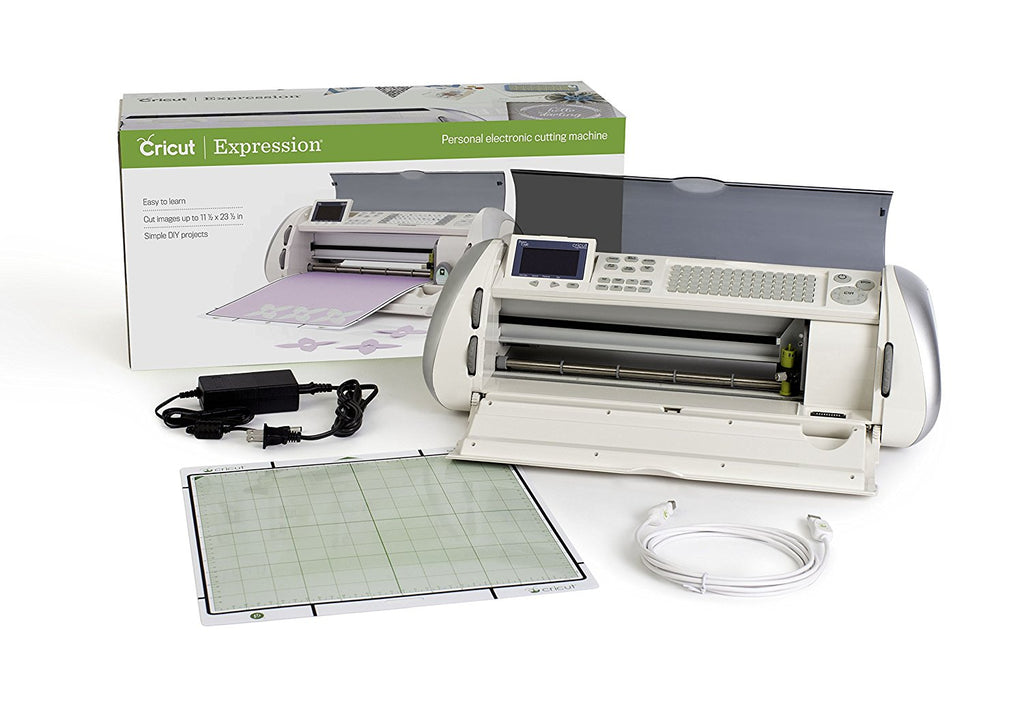 CRICUT CLASS - EXPRESSION MACHINE  (1 HOUR)