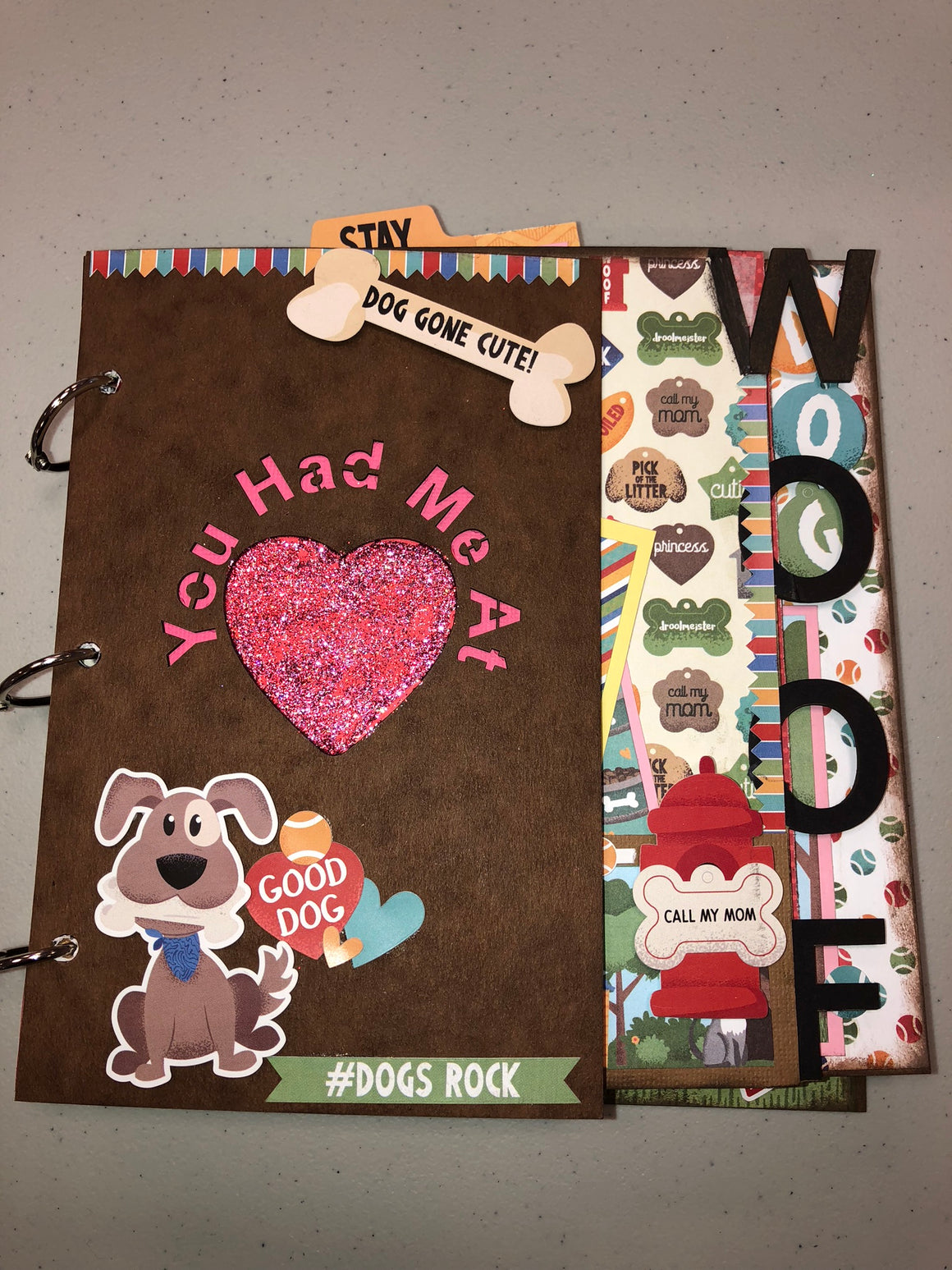 "CLASS - YOU HAD ME AT ""WOOF"" MINI ALBUM $49   WED, DECEMBER 5th"