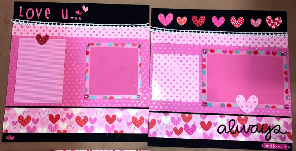 DOODLEBUG Collection kit ($70 value) VALENTINE'S EDITION