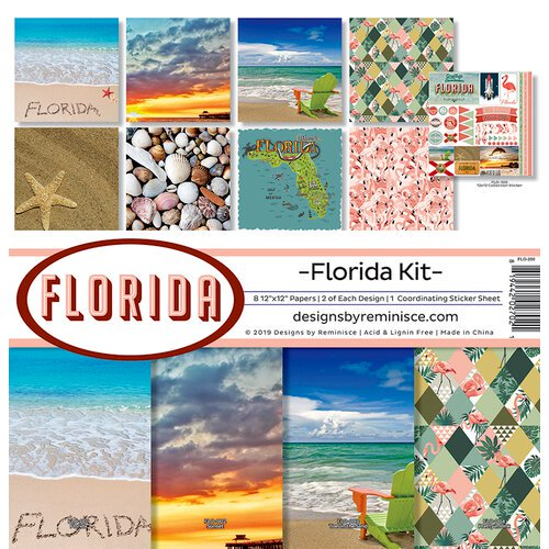 Florida Kit Collection 12 x 12
