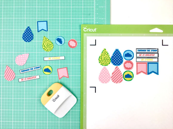 CRICUT CLASS (CRICUT AIR MACHINE - CRICUT DESIGN SPACE)  (2 HOUR SESSION)