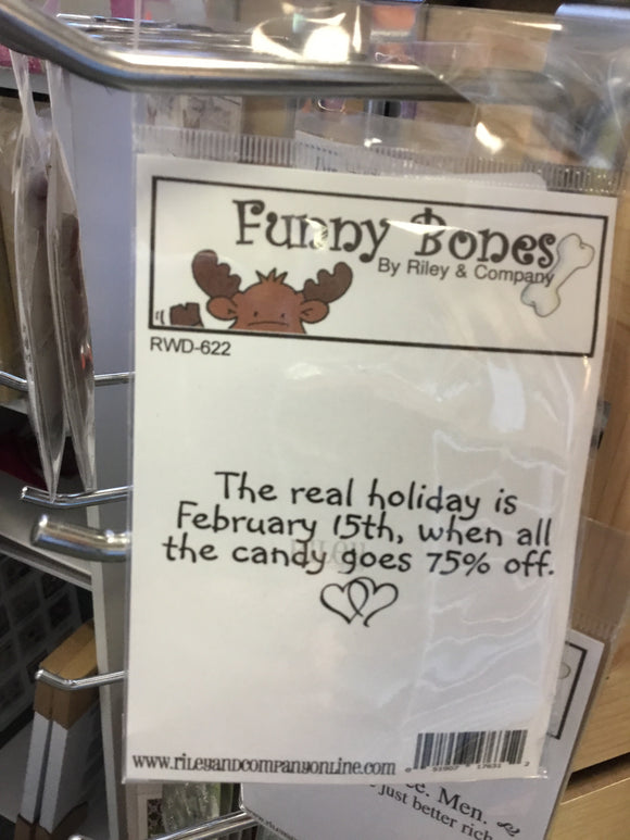 Funny bones- the real holiday