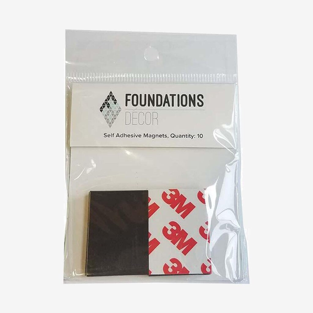 Foundations Decor self adhesive magnets