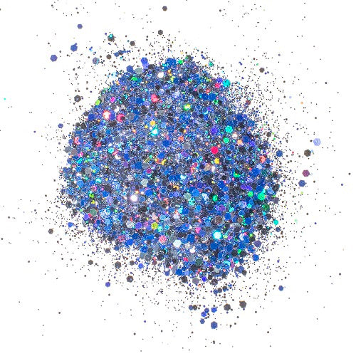 Creative Expressions cosmic shimmer glitterbitz- holographic midnight marine
