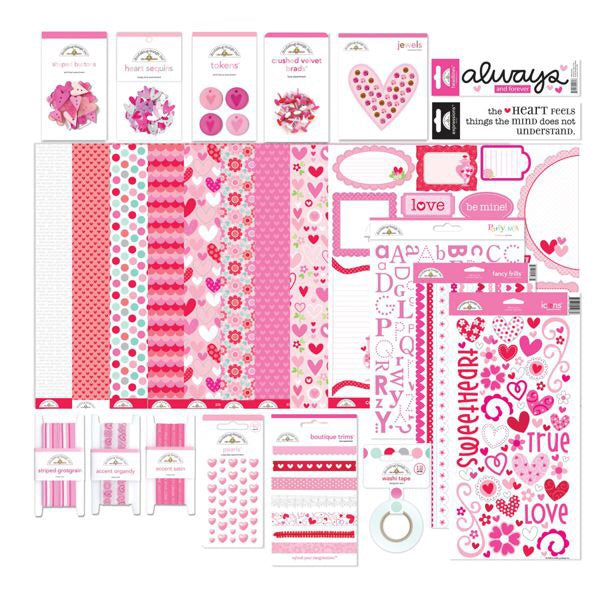 Doodlebug Designs inc. value bundle- Love