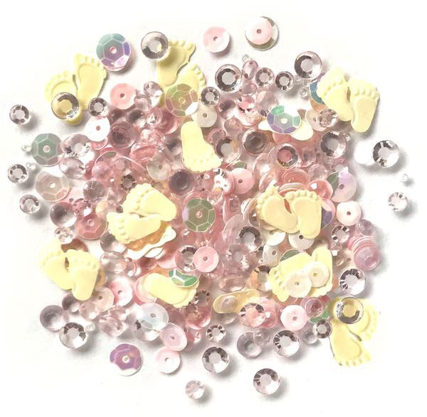 Buttons Galore Sparkletz- Daddy's Little Girl