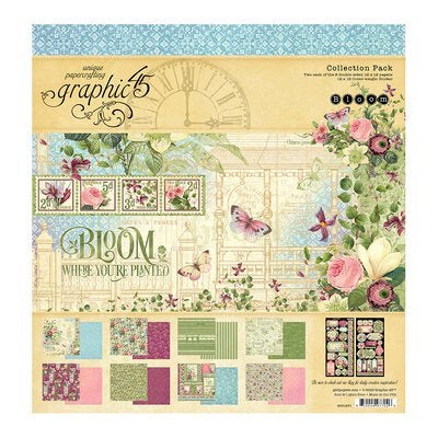 Bloom 12x12 collection kit
