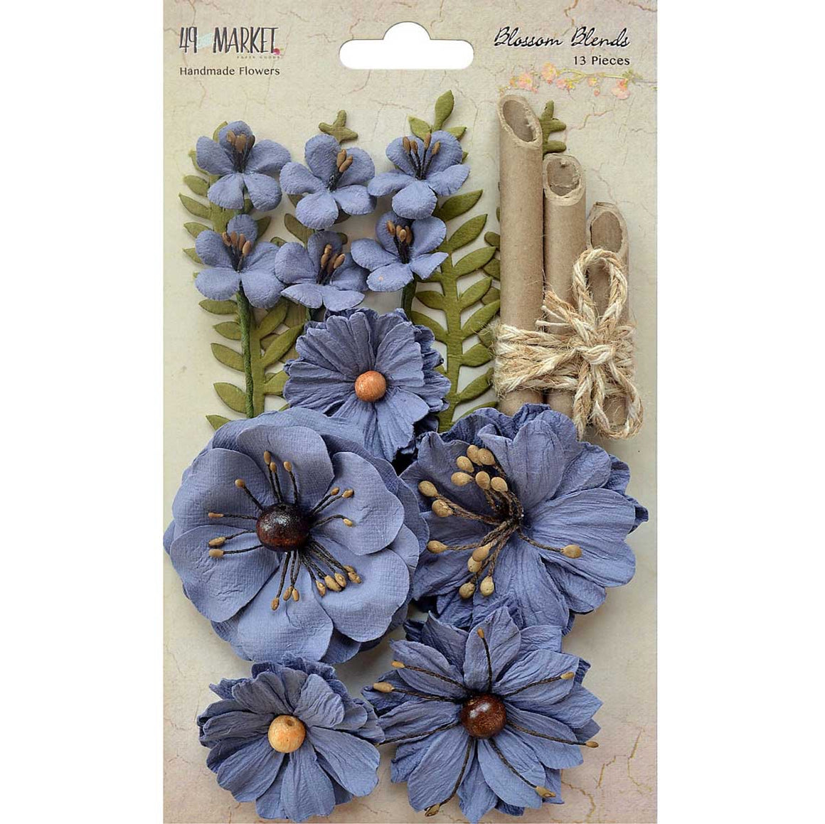 49andMarket Flowers blossom blends- bluebell