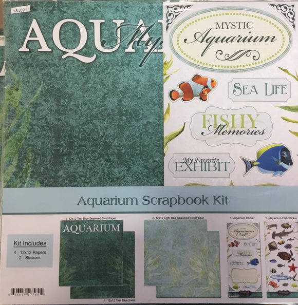 Mystic Aquarium 12x12 kit