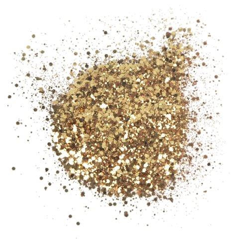 Creative Expressions cosmic shimmer glitterbitz- Sahara Gold