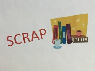 Scrapbook Club Saturday, November 23rd 1-4pm