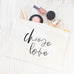 Choose Love Cosmetic Bag
