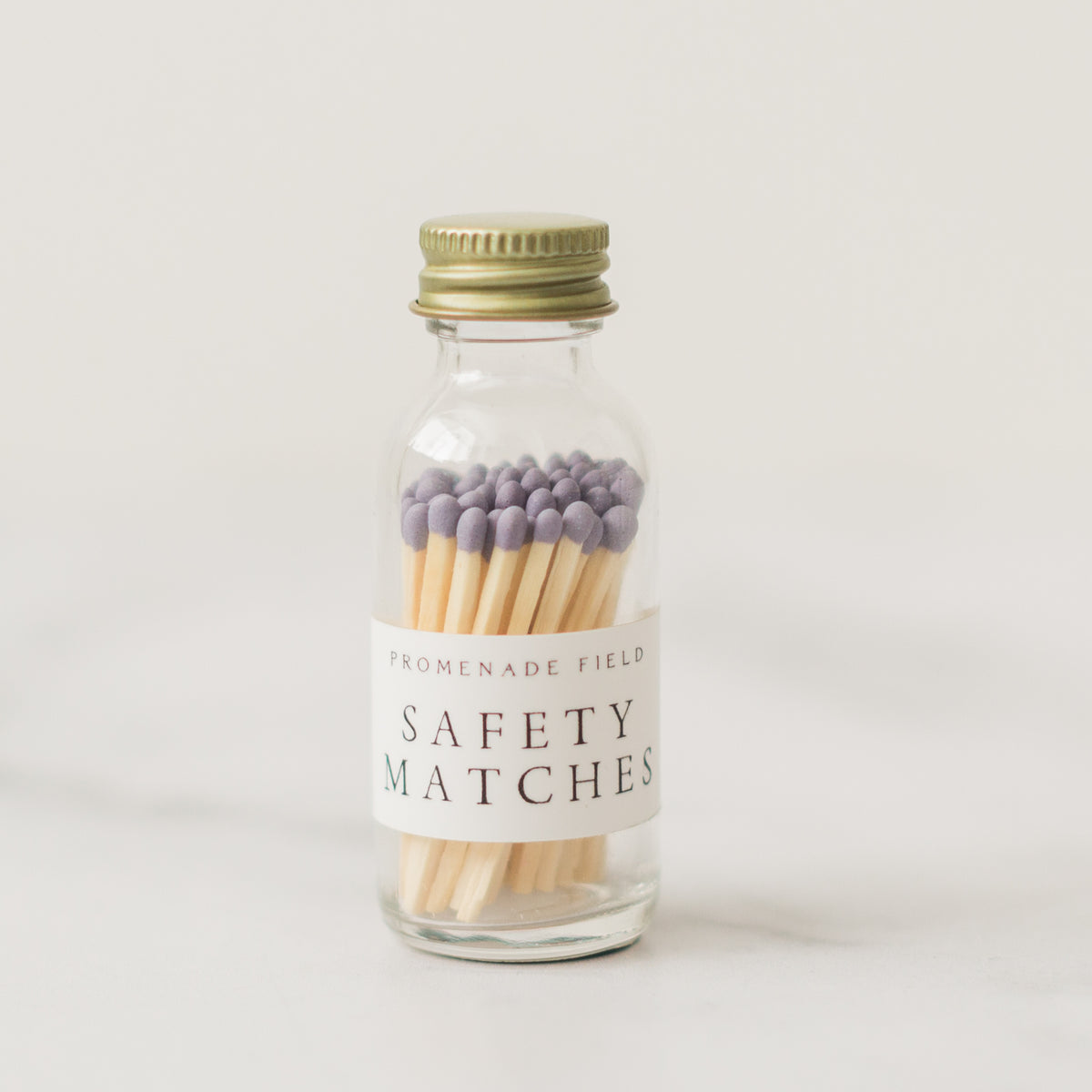 Lavender Safety Matches