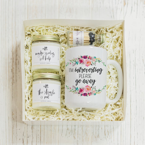 The Introverted Gift Set