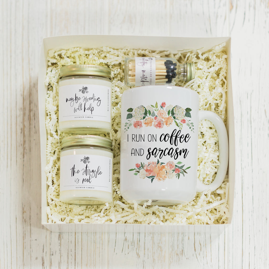 The Sarcastic Babe Gift Set