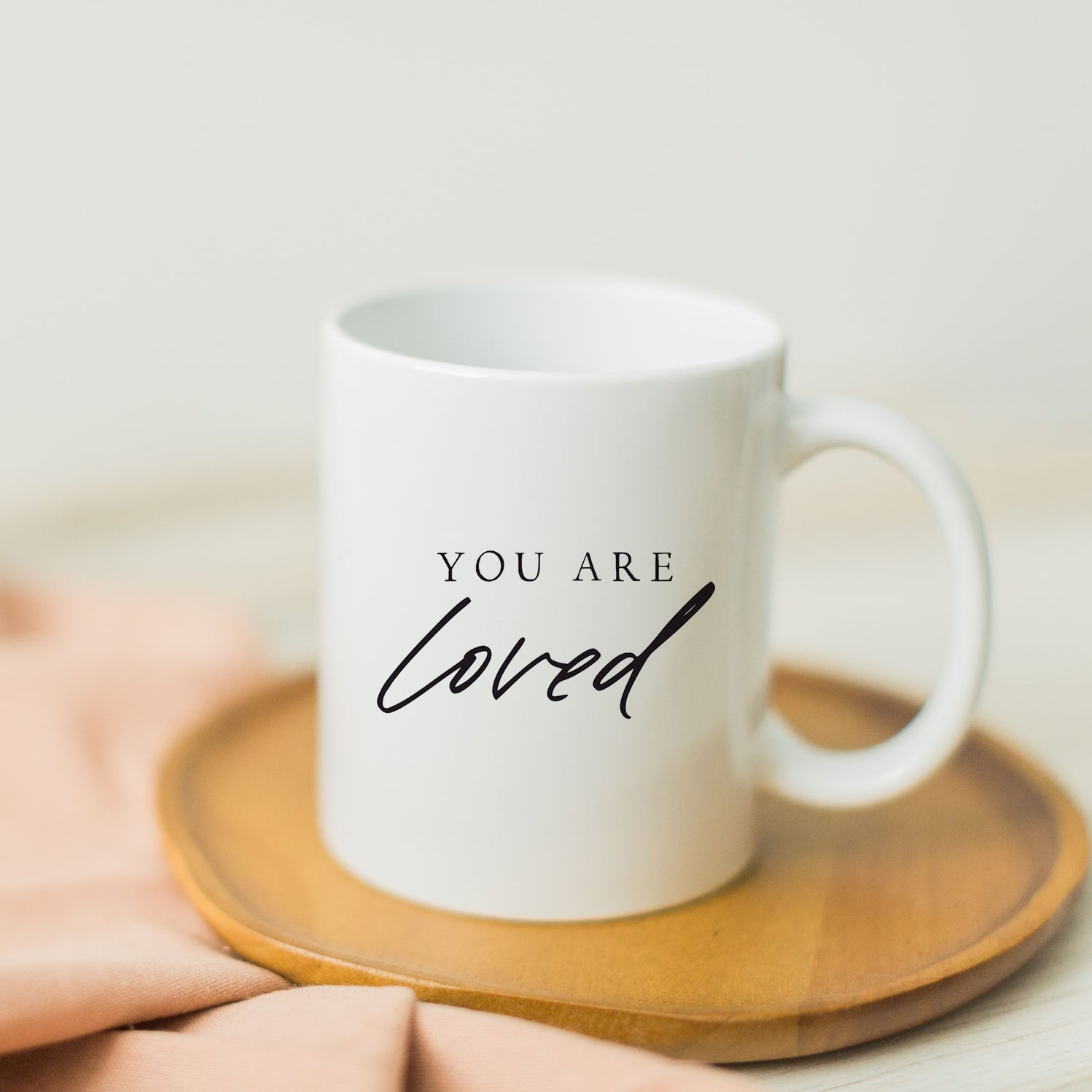 You Are Loved Mug