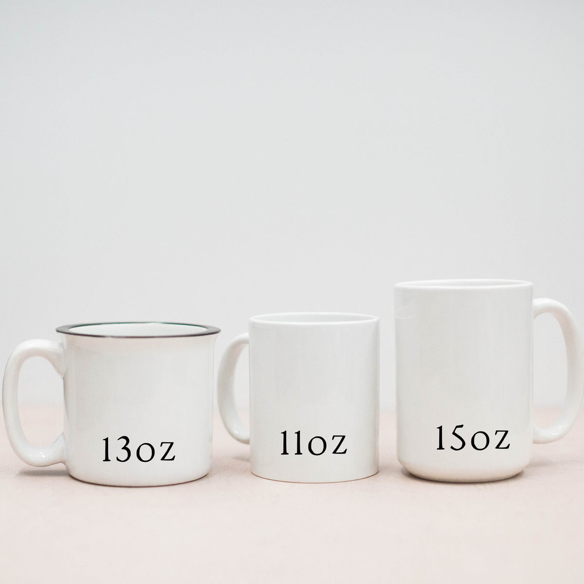 Couples Mug (Female & Male Version)