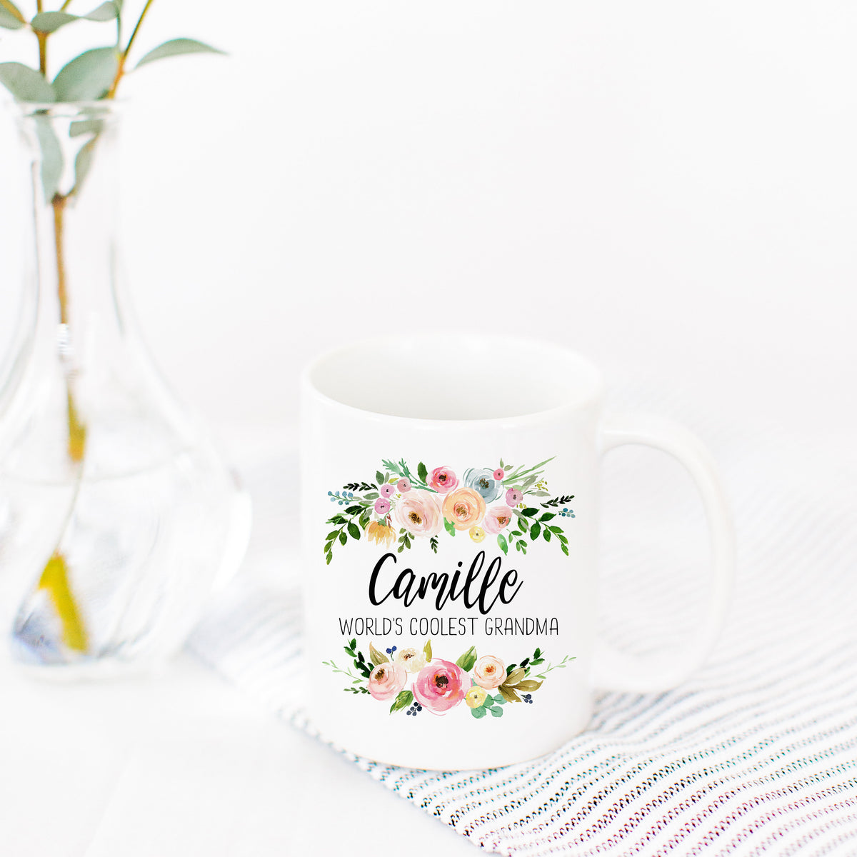 World's Coolest Grandma Mug