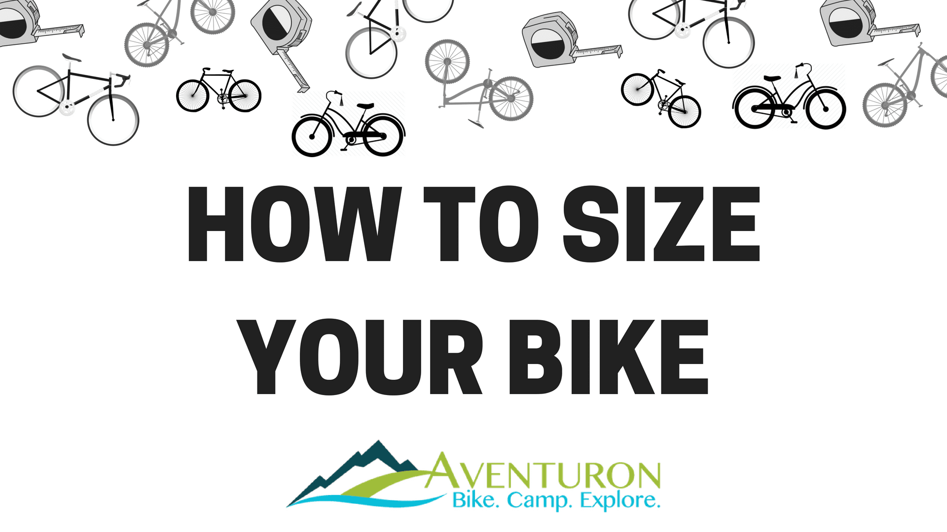 How to Size a Bike