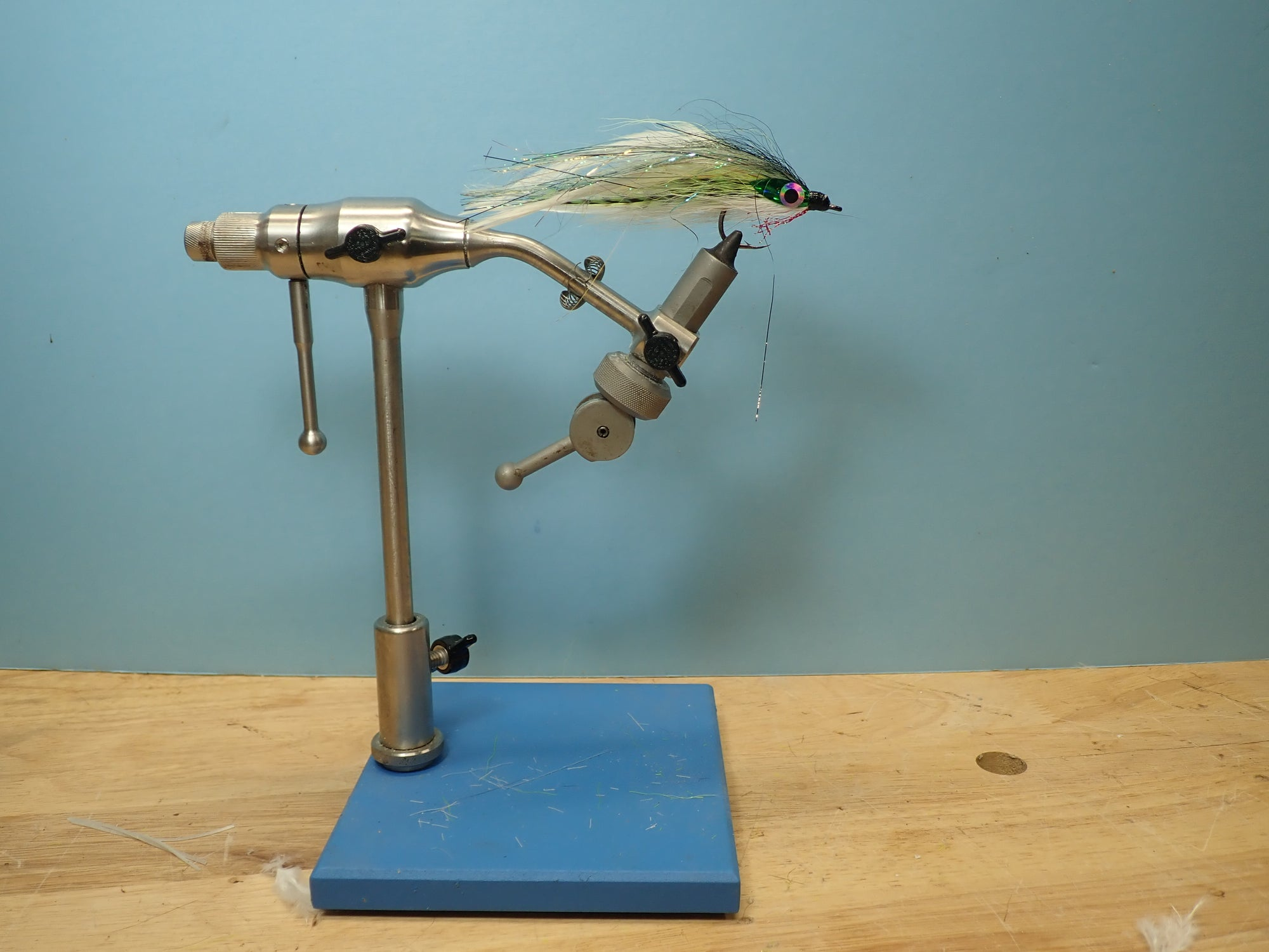 Wolff Indiana Atlas Fly Tying Vise Review