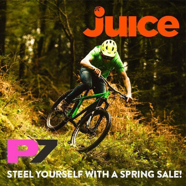 It's A Steely P7 Springtime Sale