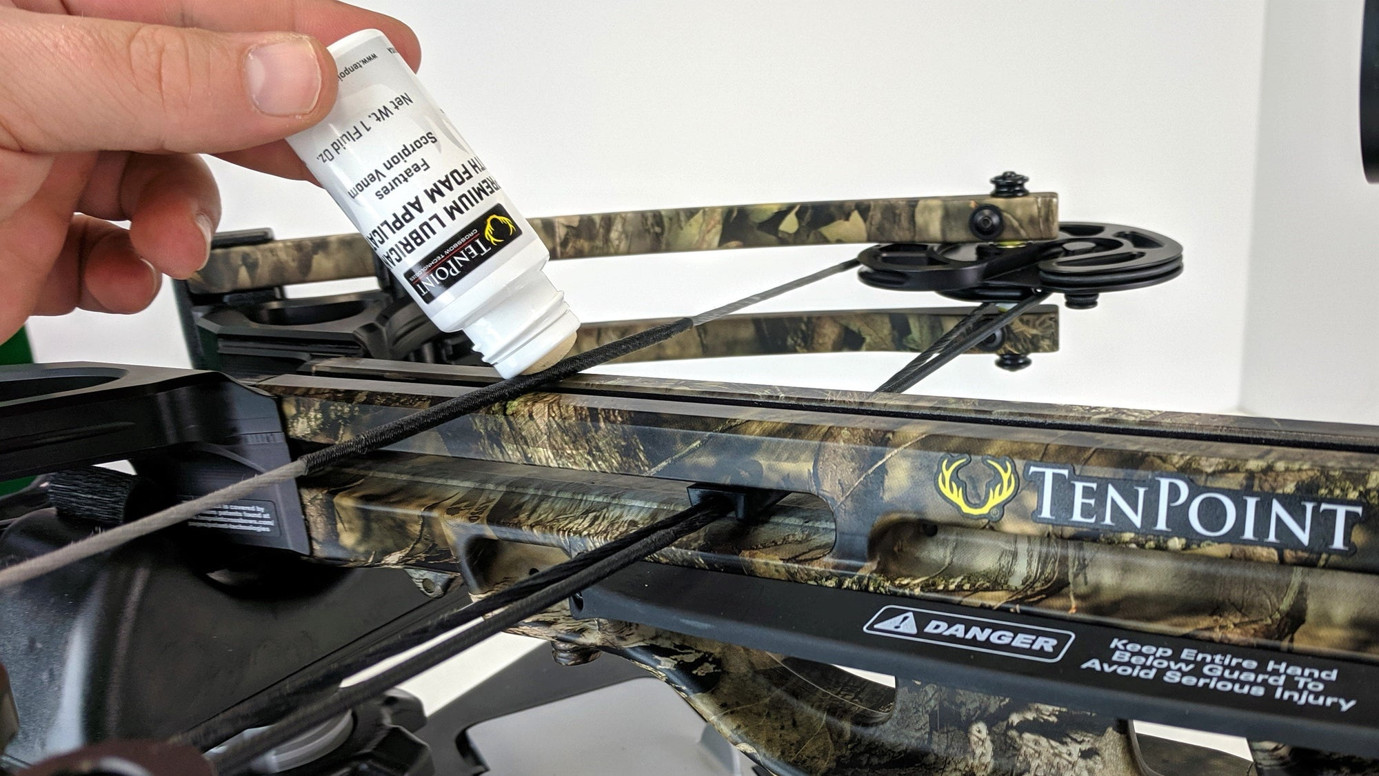 Maintenance of Your TenPoint Crossbow