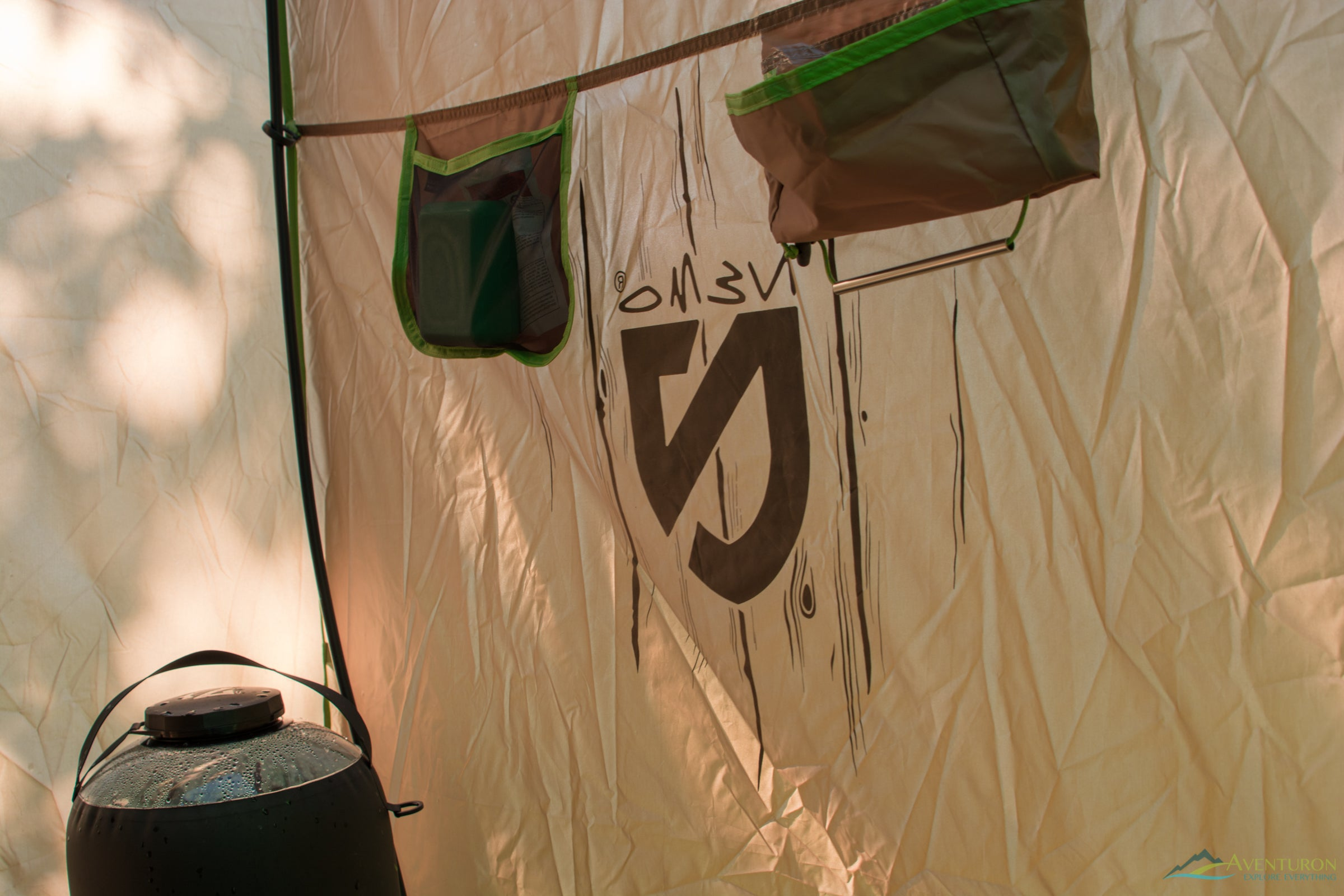 Nemo Equipment Heliopolis Shower Tent