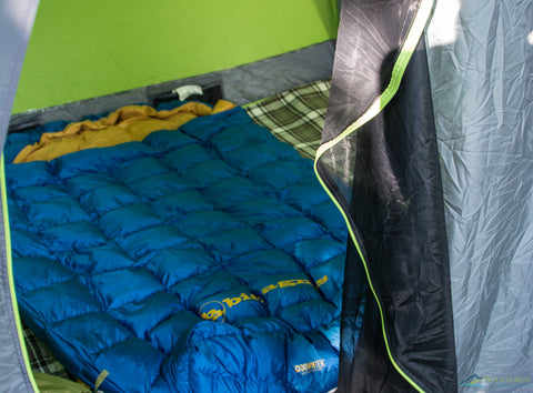 Big Agnes Couple Sleeper