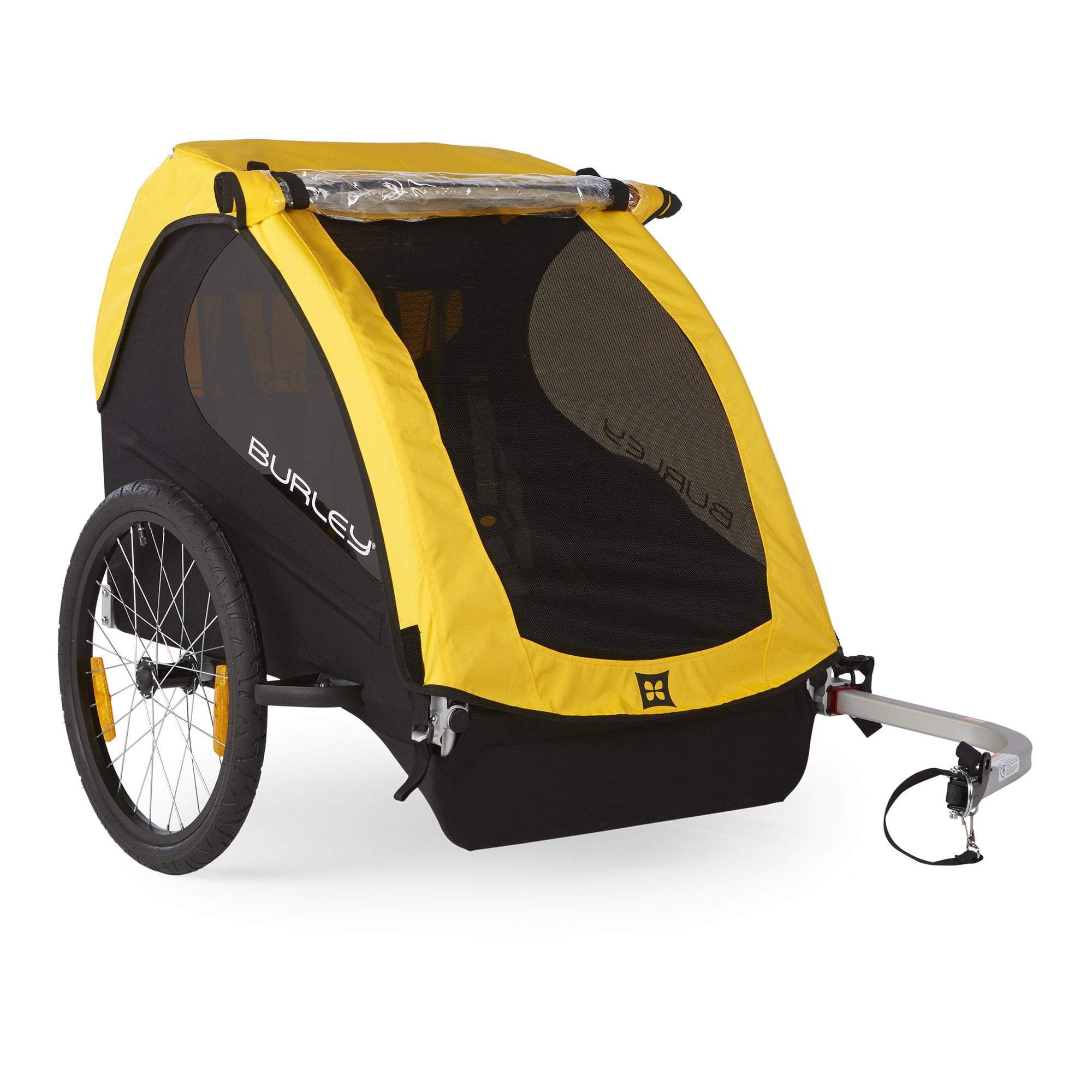 Burley Bee Child Trailer - Child Trailers - Aventuron