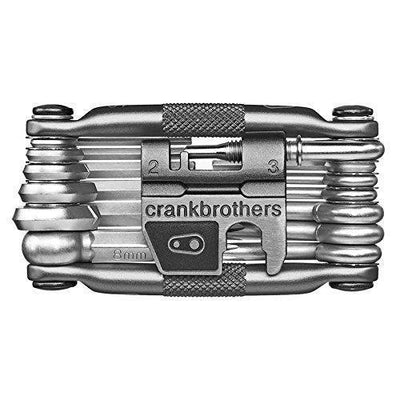Crank Brothers Crank Brothers M19 Multi-Tool Tool Silver