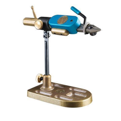 Regal Vise Regal Revolution Stainless Jaw Vise Fly Tying Bronze Pocket Base