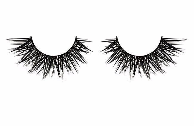 100% High quality synthetic fiber lashes