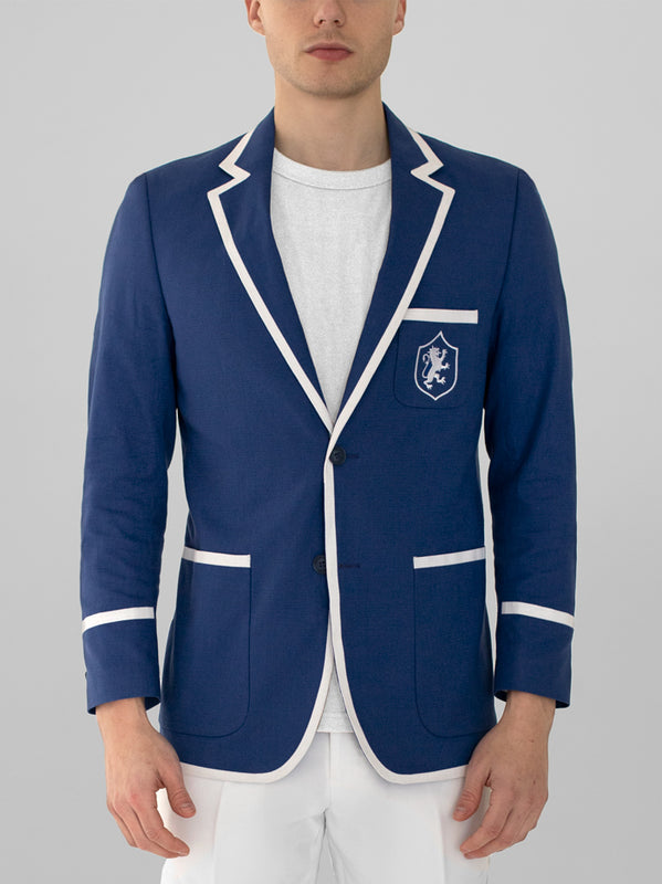 BLUE ROWING JACKET (coming soon)