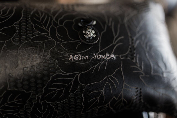 AGIM JONES Collection - Dark Rose Neck Pads Limited to 24 sets